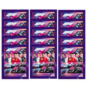 Topps Formula 1 Sticker 2021 15 Tüten