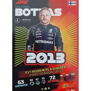 Turbo Attax 2021 Nr 175 Valtteri Bottas