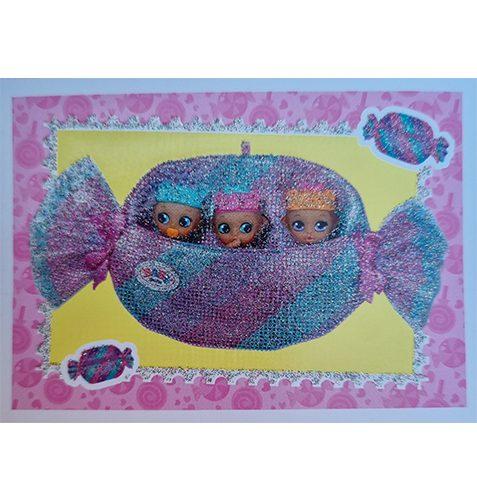 Baby Born Surprise Sticker Nr 178