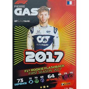 Turbo Attax 2021 Nr 179 Pierre Gasly