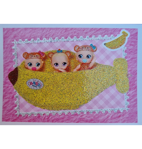 Baby Born Surprise Sticker Nr 182