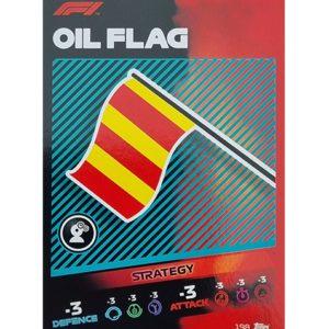 Turbo Attax 2021 Nr 198 Oil Flag