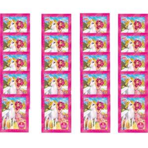 Mia and Me Sticker 20x Stickertüten