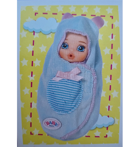 Baby Born Surprise Sticker Nr 020