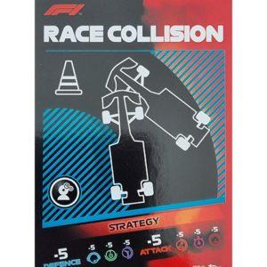 Turbo Attax 2021 Nr 202 Race Collision