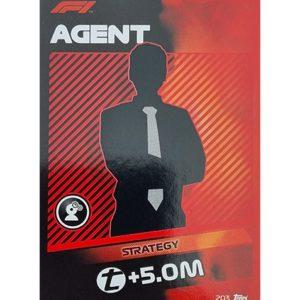 Turbo Attax 2021 Nr 203 Agent