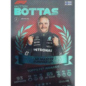 Turbo Attax 2021 Nr 234 Valtteri Bottas