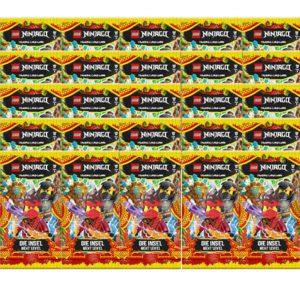 Lego Ninjago Serie 6 NEXT LEVEL Trading Cards 25x Booster