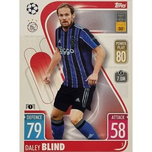 Topps Champions League 2021/2022 Nr 003 Daley Blind