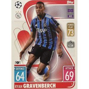 Topps Champions League 2021/2022 Nr 005 Ryan Gravenberch