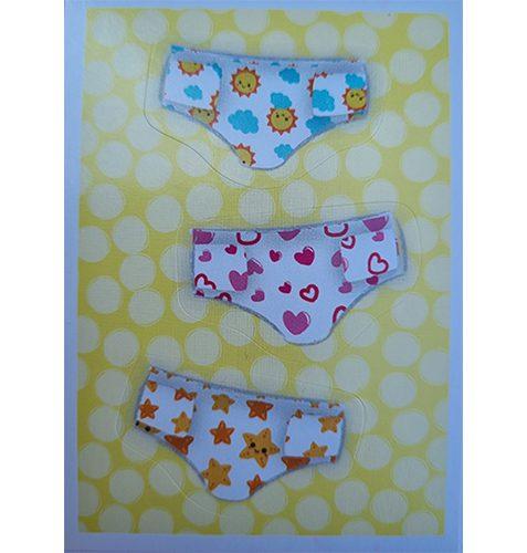 Baby Born Surprise Sticker Nr 055