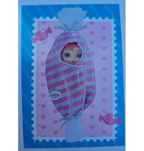 Baby Born Surprise Sticker Nr 078