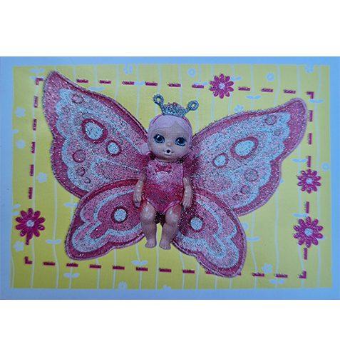 Baby Born Surprise Sticker Nr 095