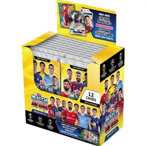 Topps Champions League 2021/2022 1x Display je 24 Tüten