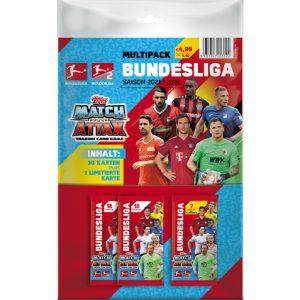Topps Match Attax Bundesliga 2021/22 Multipack
