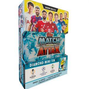Topps Champions League 2021/2022 1x Mini Tin Diamond