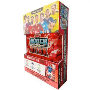 Topps Champions League 2021/2022 1x Mini Tin Ruby