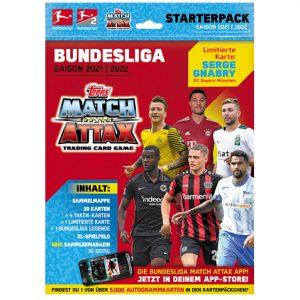Topps Match Attax 2021/22 Starter Pack