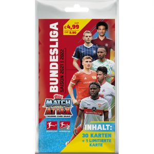 Topps Match Attax Bundesliga 2021/22 Blister