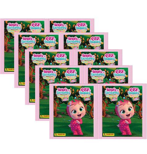 Panini Cry Babies Sticker 10x Tüten