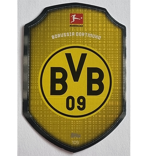 Topps Match Attax Bundesliga 2021/22 Nr 109 Borussia Dortmund Team Badge