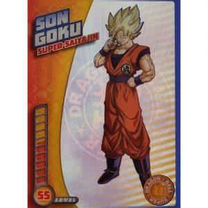 Panini Dragon Ball Super Trading Cards Nr 011 Son Goku Super Saiyajin