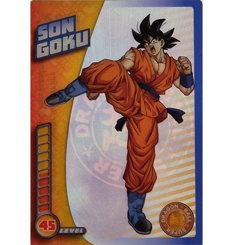 Panini Dragon Ball Super Trading Cards Nr 014 Son Goku