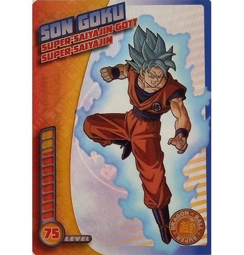 Panini Dragon Ball Super Trading Cards Nr 016 Son Goku Super Saiyajin Gott Super Saiyajin