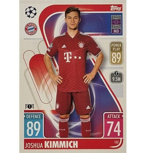 Topps Champions League 2021/2022 Nr 162 Joshua Kimmich