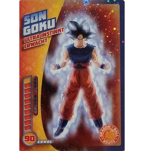 017 Son Goku Ultra Instinkt Erwach