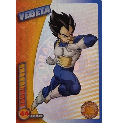 Panini Dragon Ball Super Trading Cards Nr 020 Vegeta