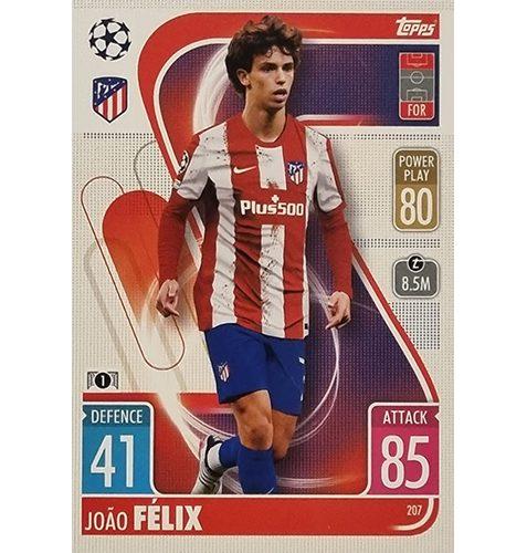 Topps Champions League 2021/2022 Nr 207 Joao Felix