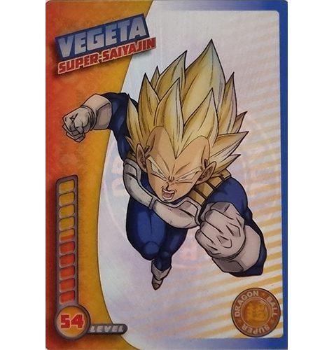 Panini Dragon Ball Super Trading Cards Nr 021 Vegeta Super Saiyajin