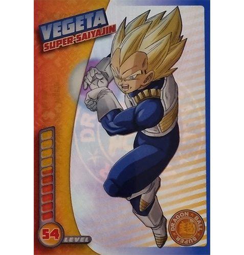 Panini Dragon Ball Super Trading Cards Nr 022 Vegeta Super Saiyajin