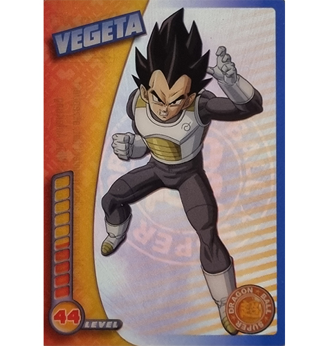 Panini Dragon Ball Super Trading Cards Nr 023 Vegeta