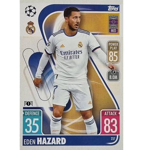 Topps Champions League 2021/2022 Nr 237 Eden Hazard