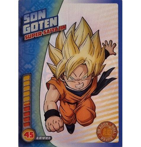 Panini Dragon Ball Super Trading Cards Nr 033 Son Goten Super Saiyajin