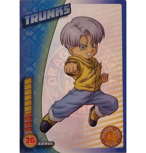 Panini Dragon Ball Super Trading Cards Nr 034 Trunks
