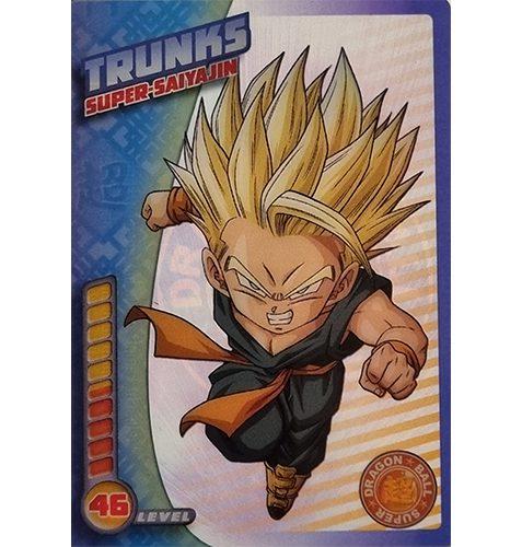 Panini Dragon Ball Super Trading Cards Nr 036 Trunks Super Saiyajin