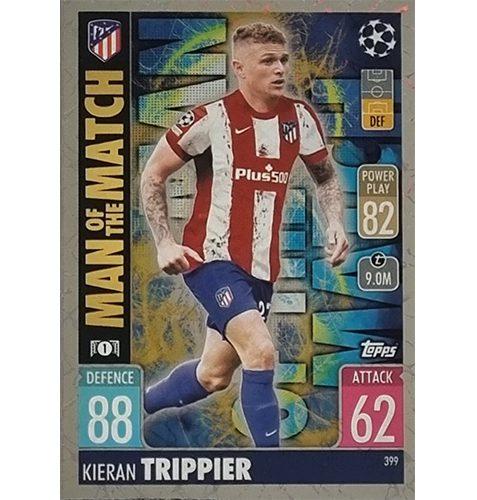 Topps Champions League 2021/2022 Nr 399 Kieran Trippier