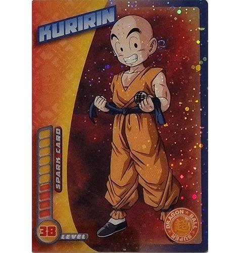 Panini Dragon Ball Super Trading Cards Nr 040 Kuririn