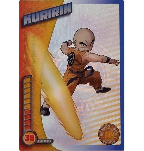 Panini Dragon Ball Super Trading Cards Nr 041 Kuririn