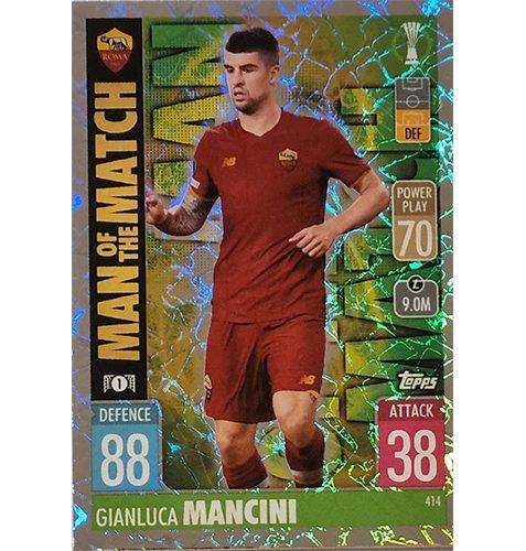 Topps Champions League 2021/2022 Nr 414 Gianluca Mancini