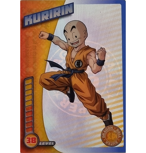 Panini Dragon Ball Super Trading Cards Nr 042 Kuririn