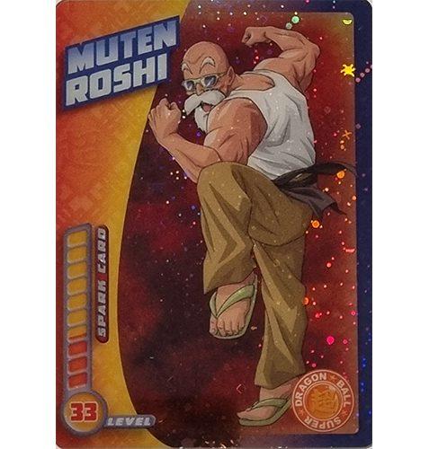 Panini Dragon Ball Super Trading Cards Nr 044 Muten Roshi