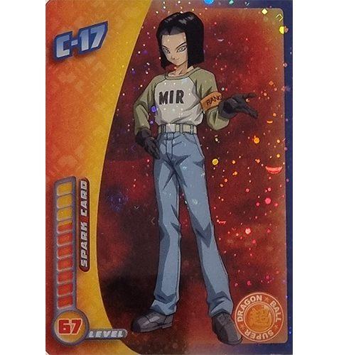 Panini Dragon Ball Super Trading Cards Nr 049 C 17