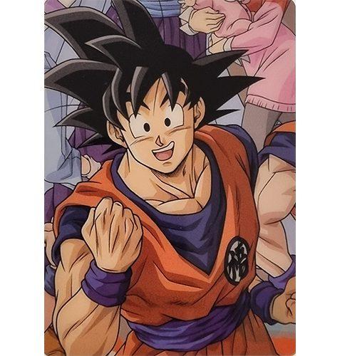 Panini Dragon Ball Super Trading Cards Nr 005