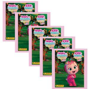 Panini Cry Babies Sticker 5x Tüten