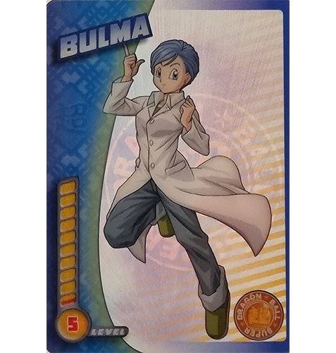 Panini Dragon Ball Super Trading Cards Nr 055 Bulma
