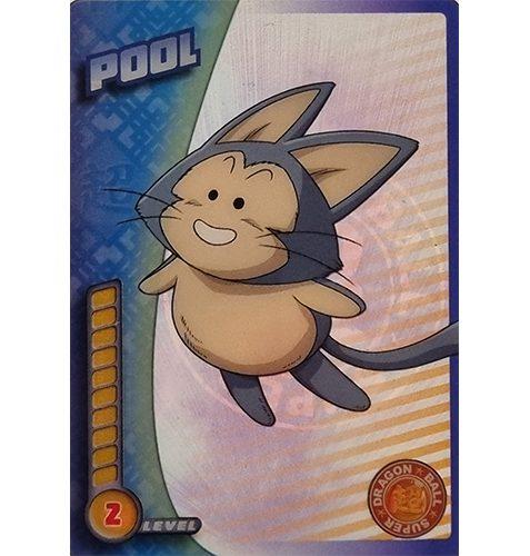 Panini Dragon Ball Super Trading Cards Nr 059 Pool